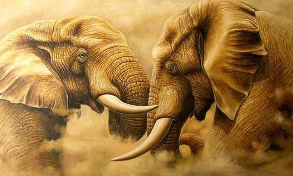 40 Outstanding Oil Painting on Animals Feature Image