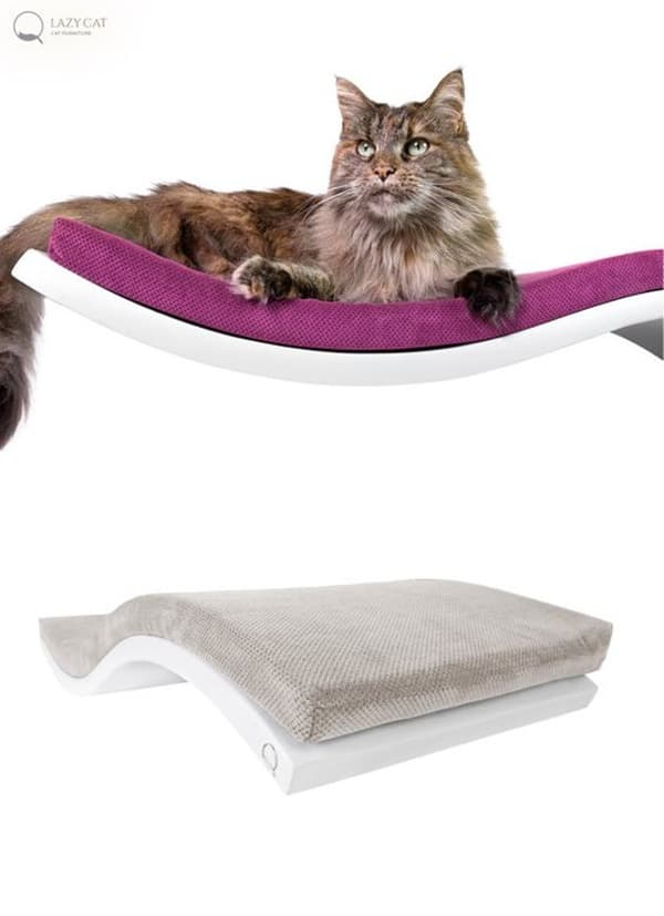 10 Cool Hanging Cat Perch Ideas 4