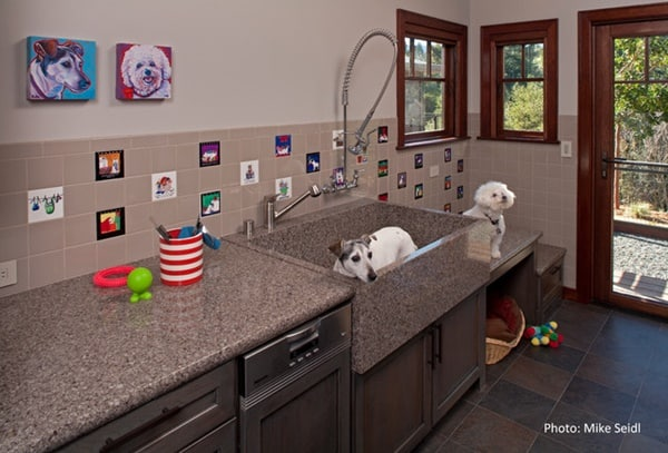 40 Easy Dog Wash Area Ideas 22
