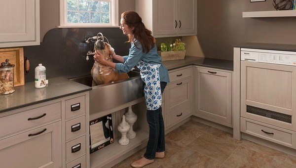40 Easy Dog Wash Area Ideas 23