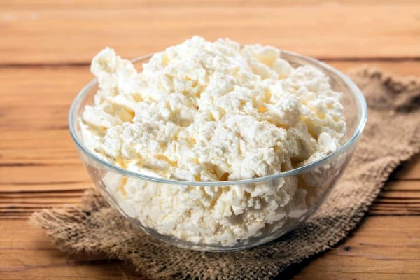 is cottage cheese good for dogs
