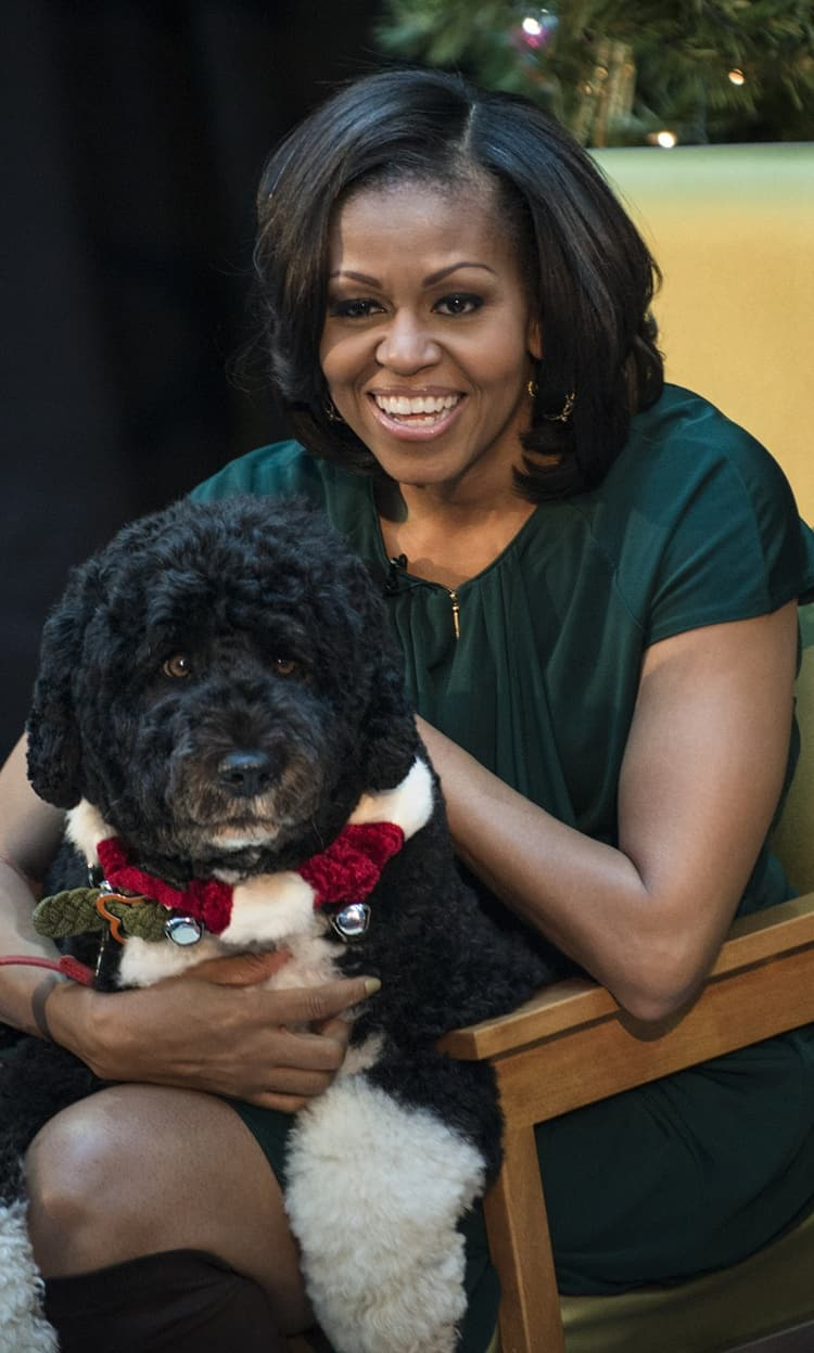 US-POLITICS-HOLIDAY-MICHELLE OBAMA