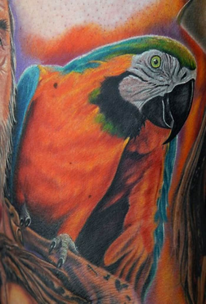 Tattooed Animals: 30 Stunning Animal Tattoos To Try This Year