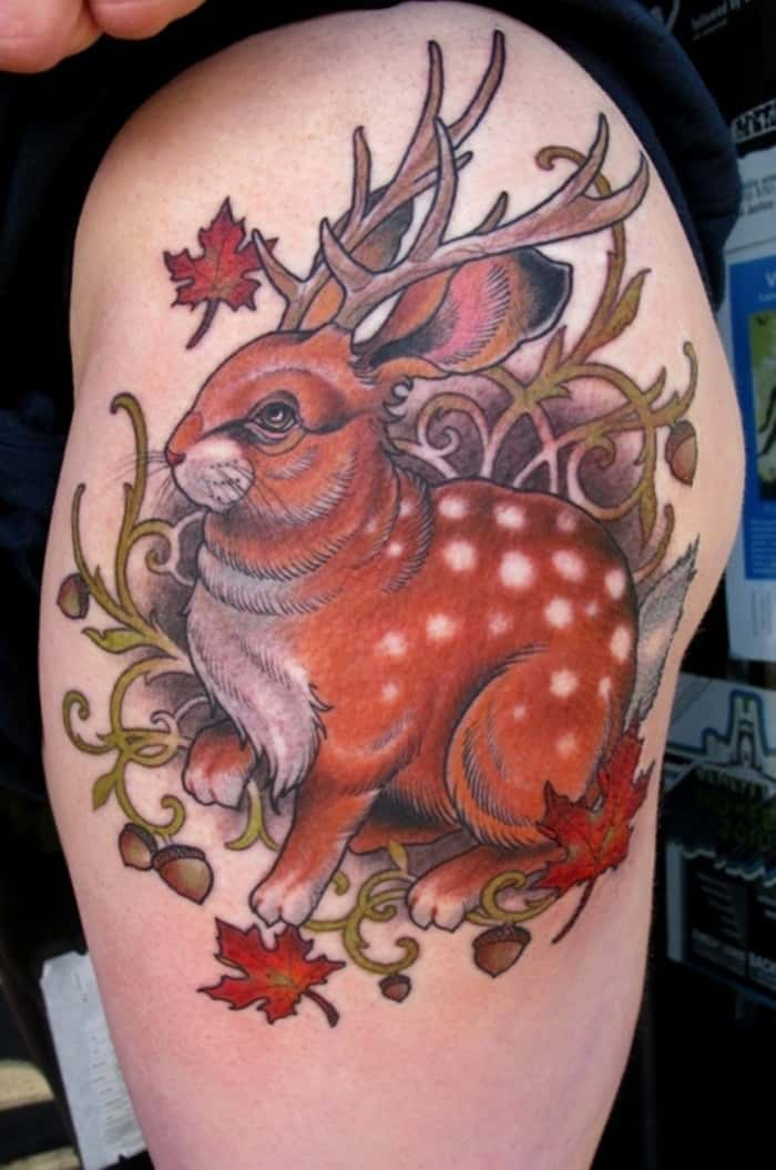 animals tattoo (18)