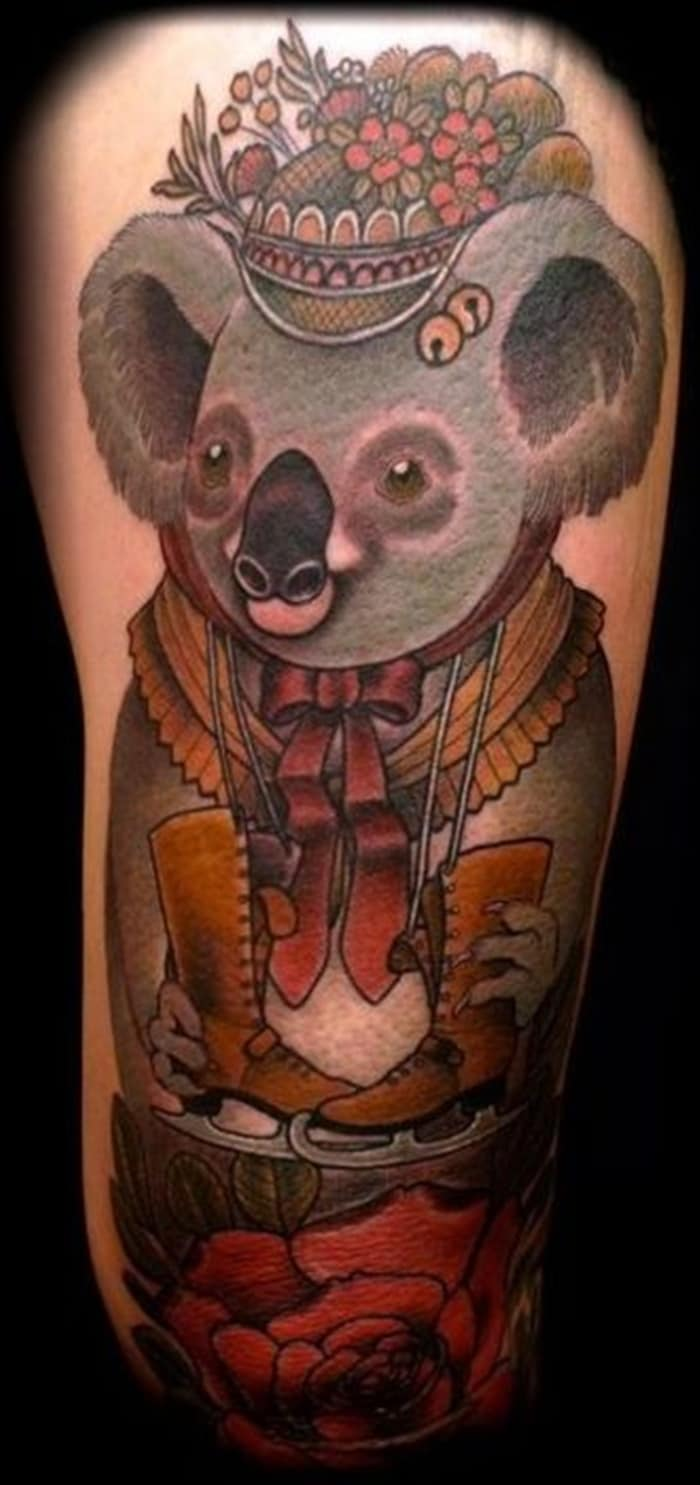 animals tattoo (21)