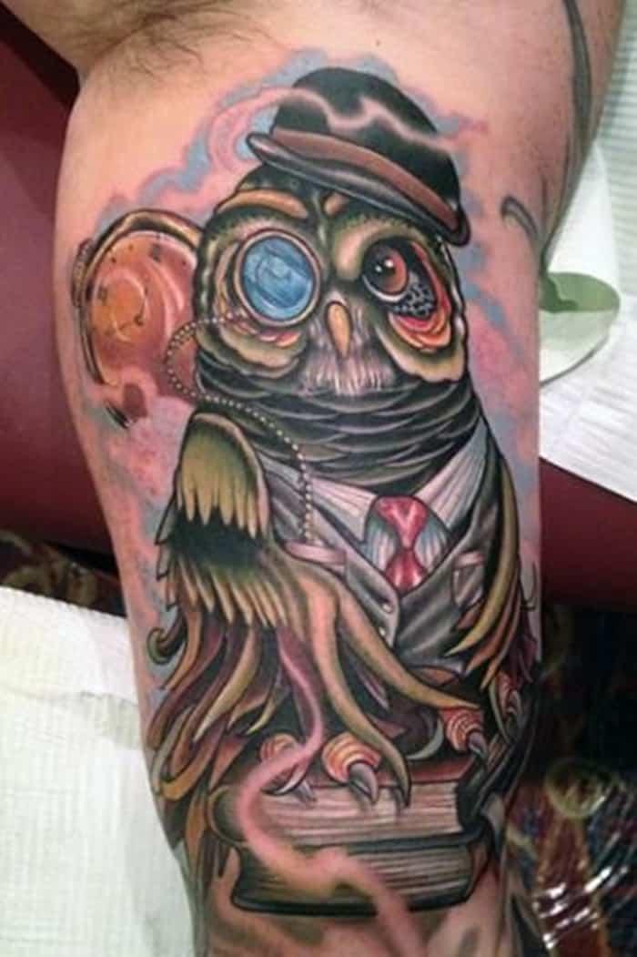 animals tattoo (8)