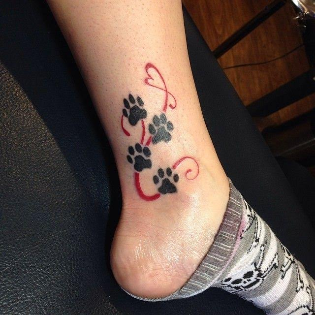 dog paw tattoo (28)