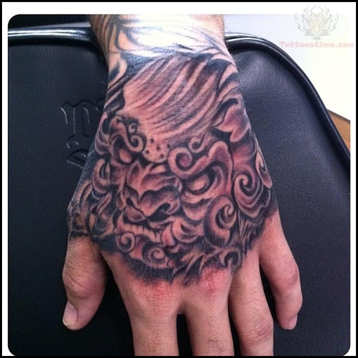 foo dog tattoo (13)