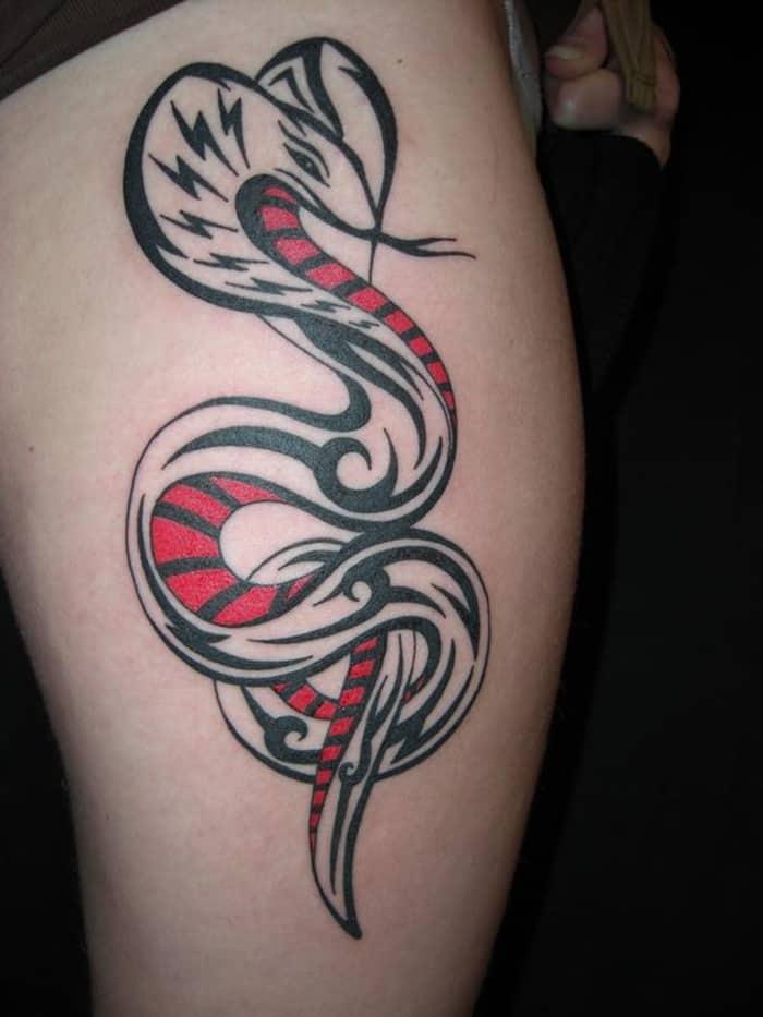 snake tattoo (19)