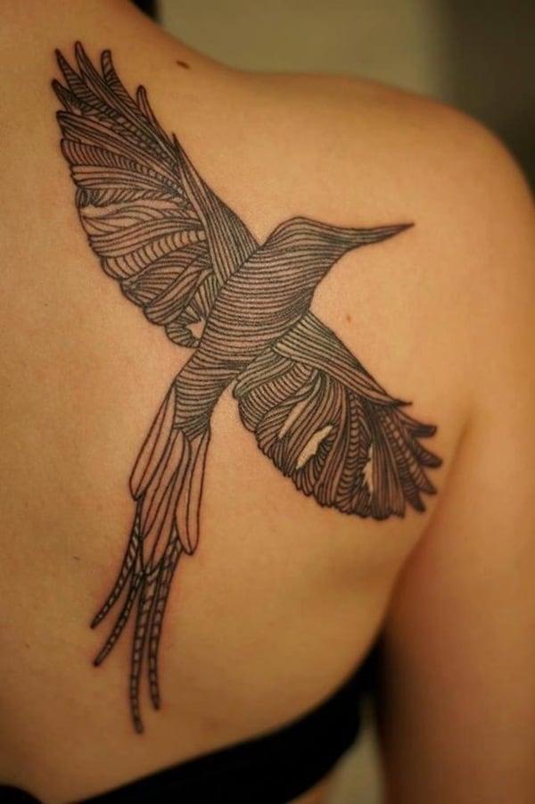 Birds Tattoo (14)