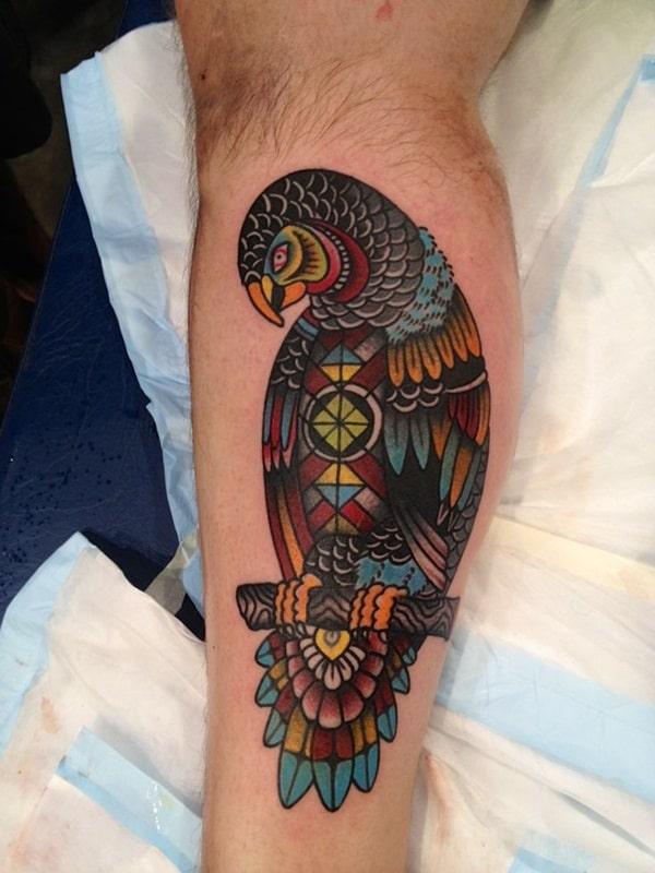 Birds Tattoo (15)