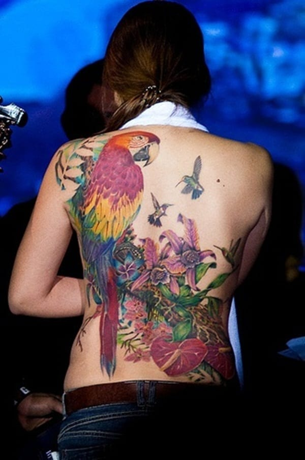 Birds Tattoo (17)