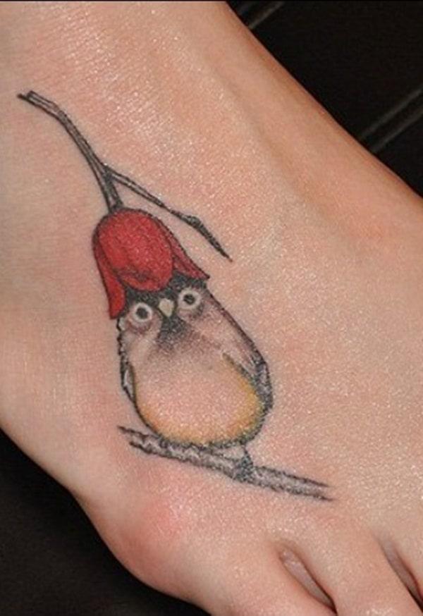 Birds Tattoo (21)