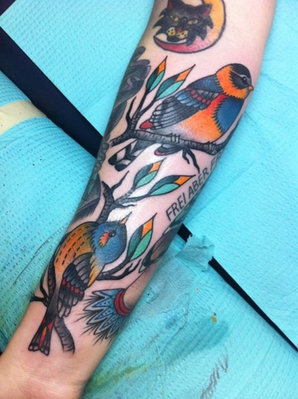 Birds Tattoo (35)