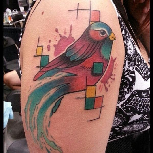 Birds Tattoo (36)