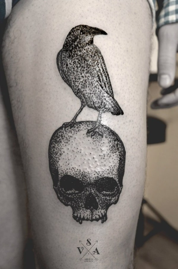 Birds Tattoos Illustrations: 50 Pictures Of Different Birds Tattoo Designs