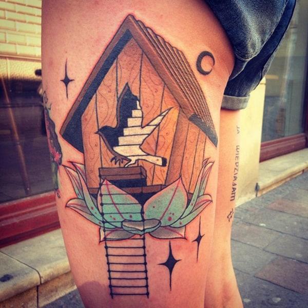 Birds Tattoo (51)