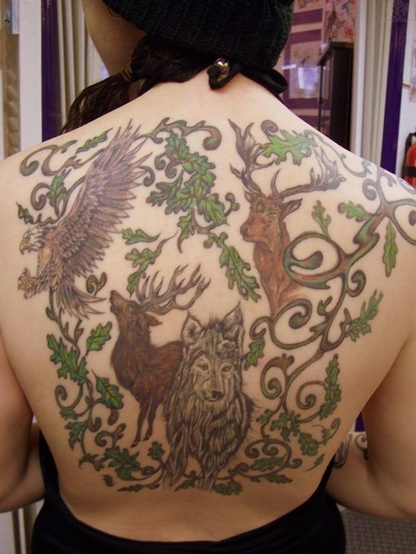 animasl wildlife tattoo (11)
