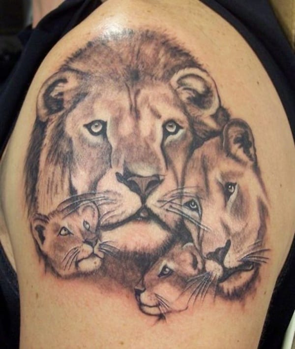 animasl wildlife tattoo (2)