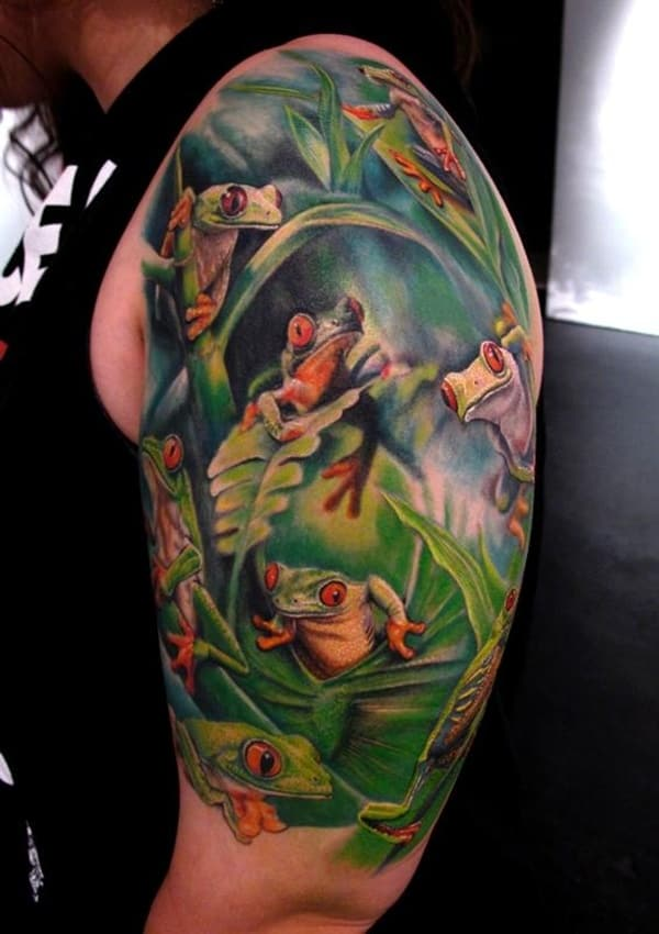 animasl wildlife tattoo (23)