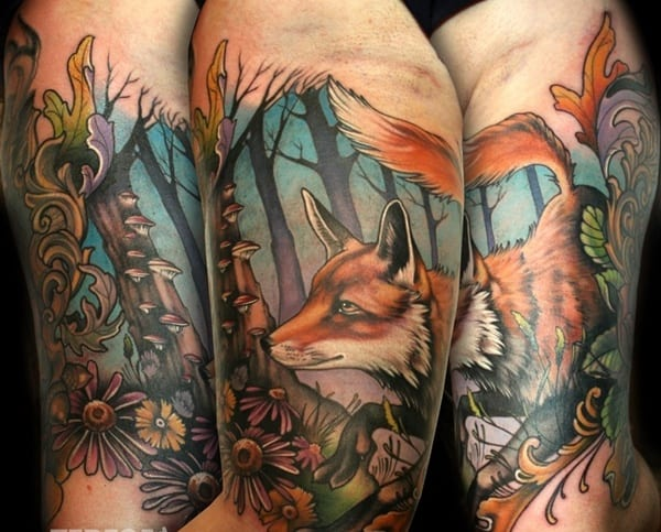 animasl wildlife tattoo (28)