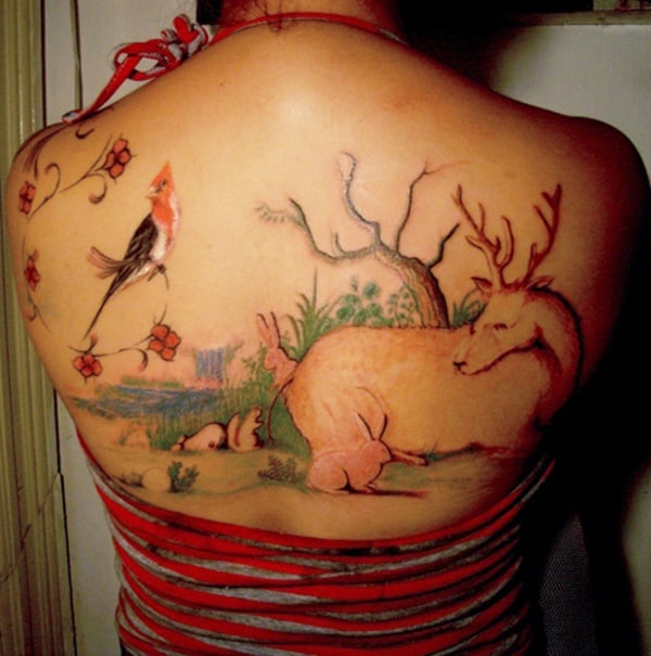 animasl wildlife tattoo (30)
