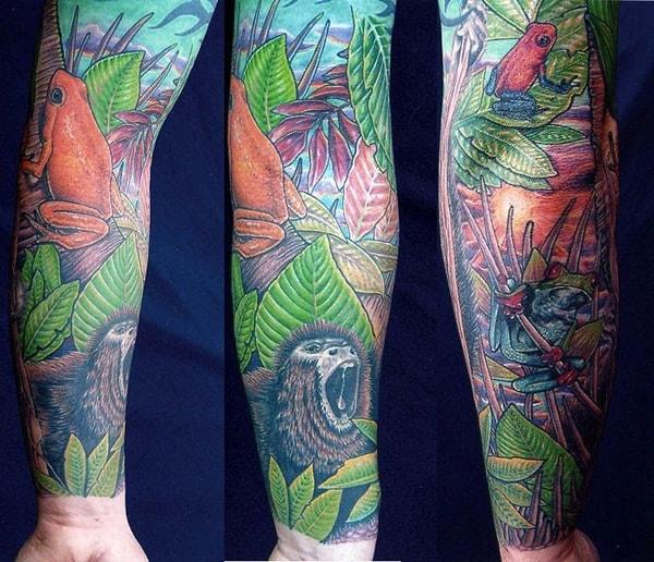 animasl wildlife tattoo (35)