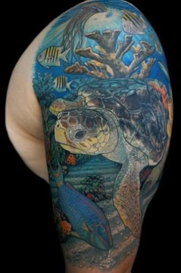 animasl wildlife tattoo (7)