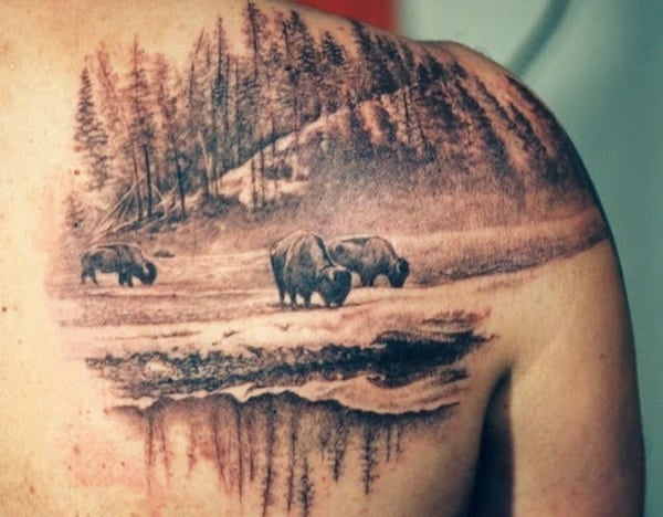 animasl wildlife tattoo (9)