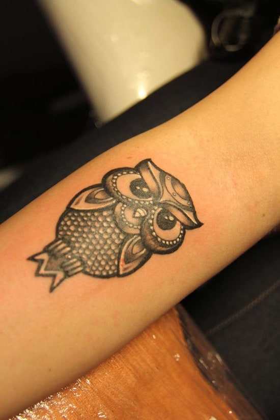 cute baby animals tattoo (13)