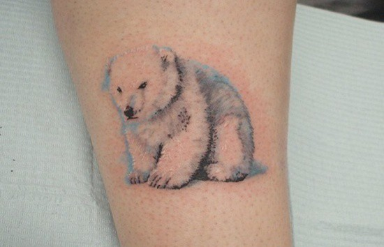 cute baby animals tattoo (22)