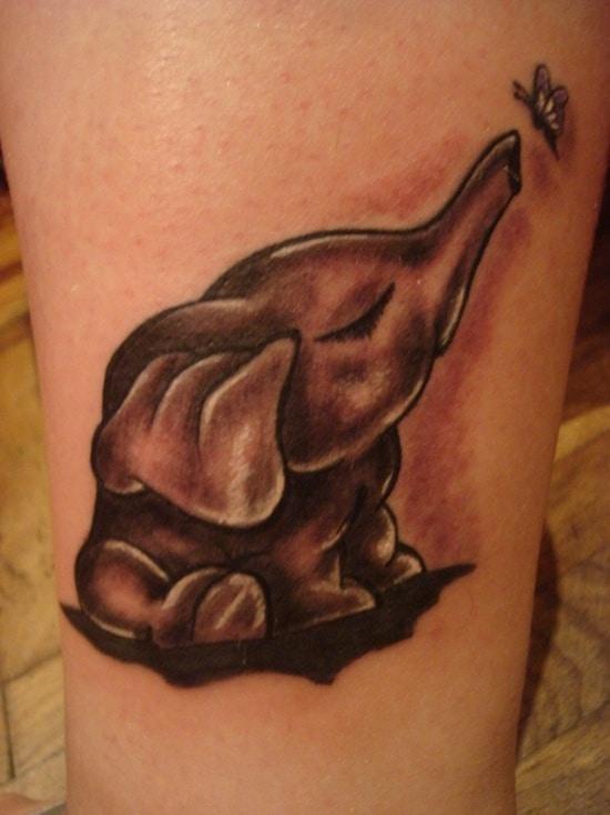 cute baby animals tattoo (8)