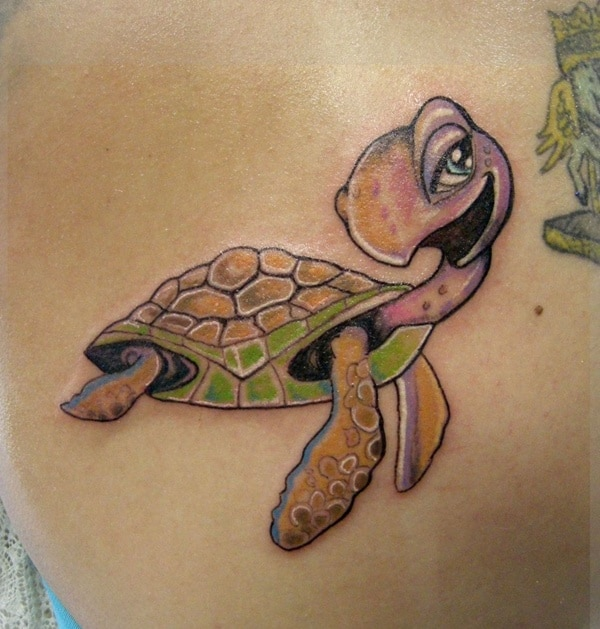 Simple-and-Small-Sea-Turtle-Tattoos-Design)