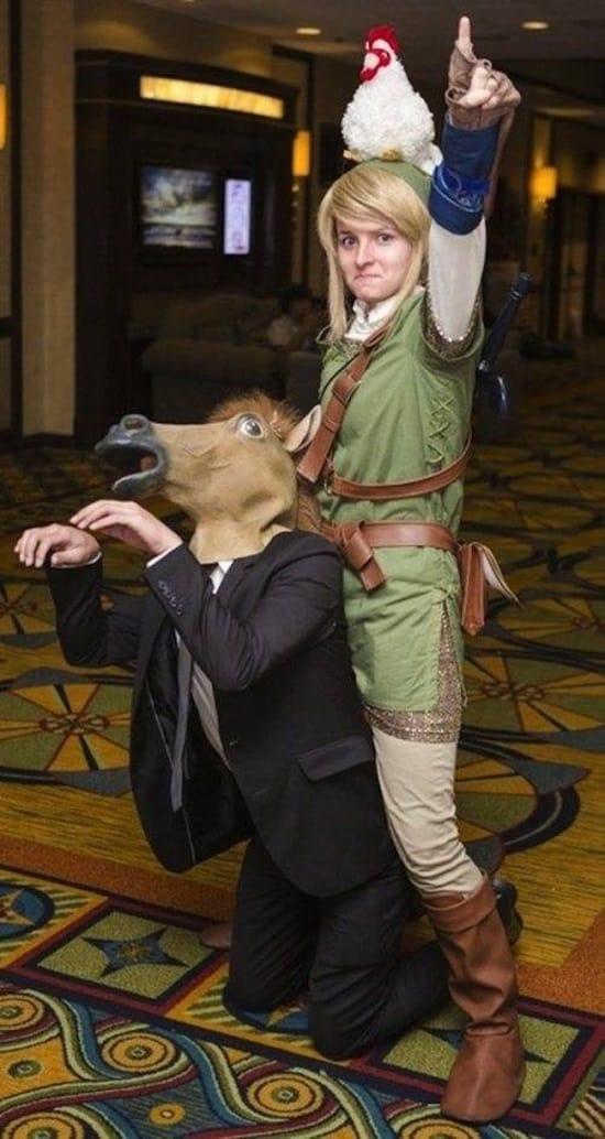 funny horse mask pictures (9)
