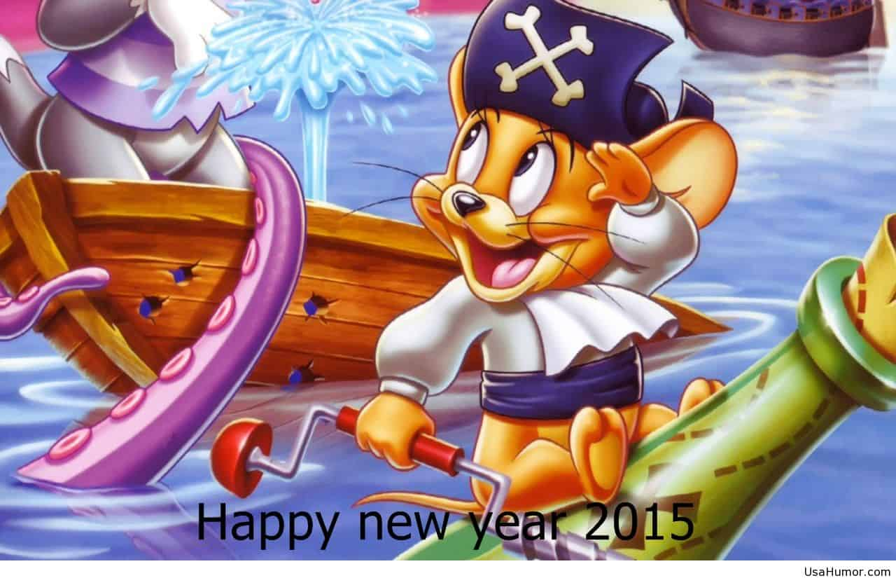 animals new year wallpapers 13