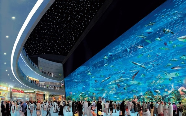 10 Largest aquariums in the world2