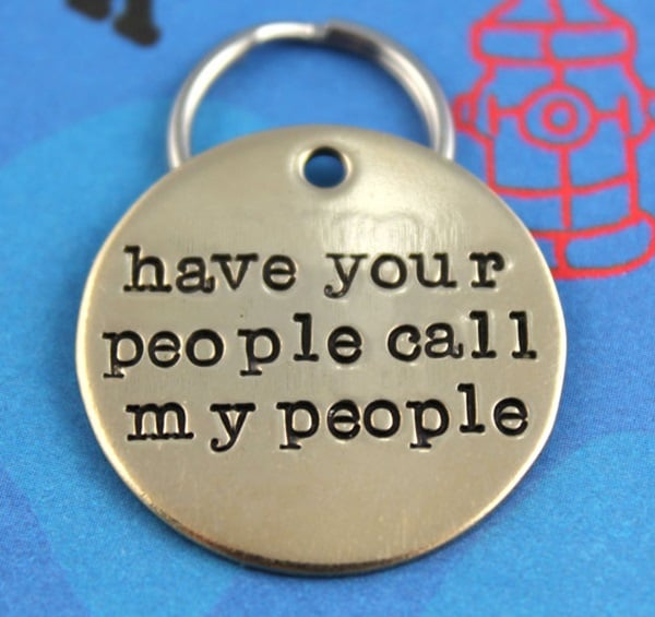 40 Cute Dog Tag Quotes and Ideas4
