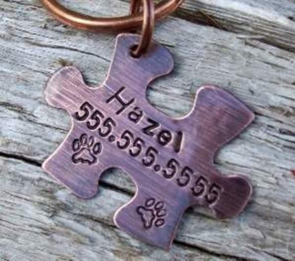 40 Cute Dog Tag Quotes and Ideas9