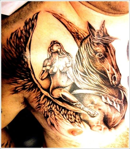 40 Horse Tattoo Designs (14)