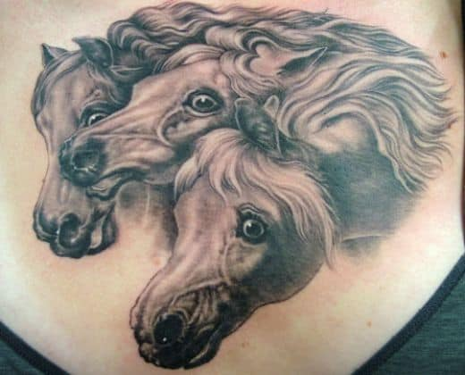 40 Horse Tattoo Designs (2)