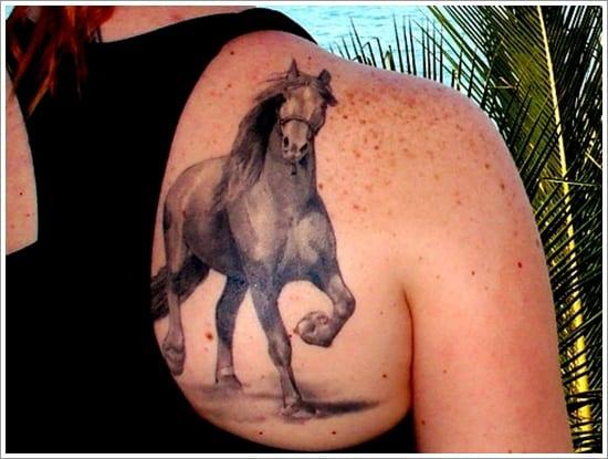40 Horse Tattoo Designs (24)