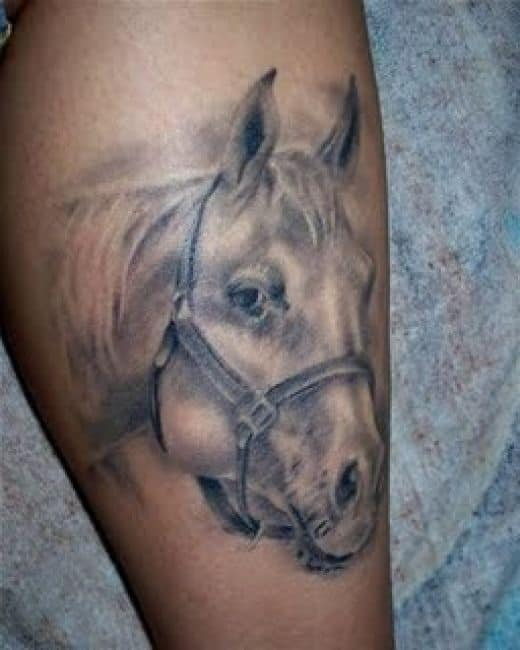 40 Horse Tattoo Designs (4)