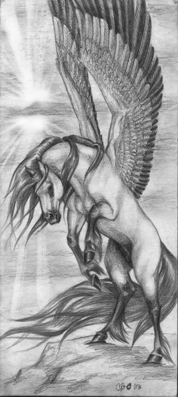 Amazing Horse Tattoo (15)