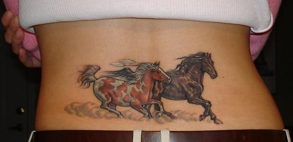 Amazing Horse Tattoo (16)