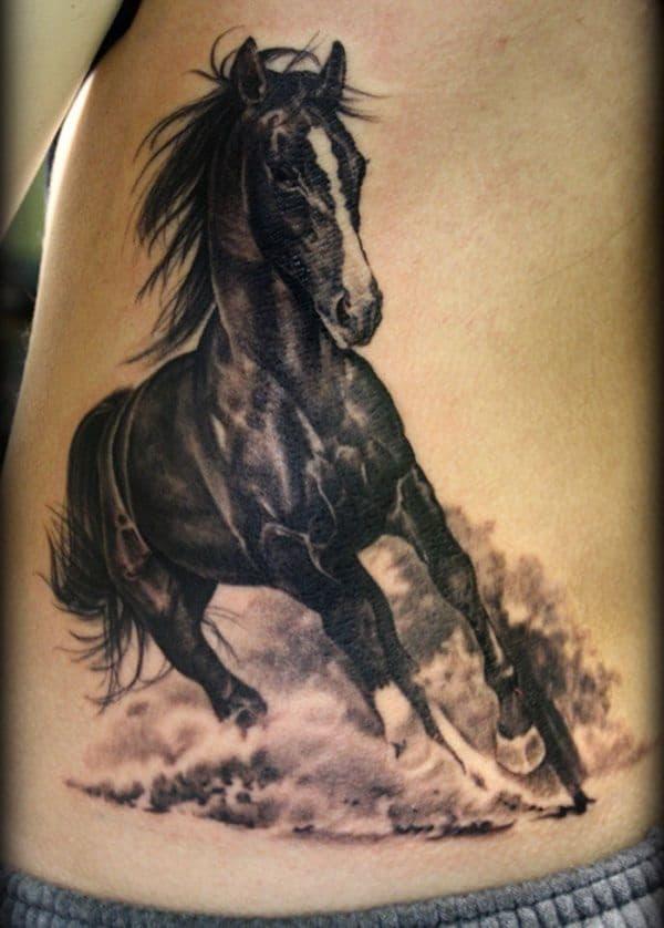 Amazing Horse Tattoo (21)