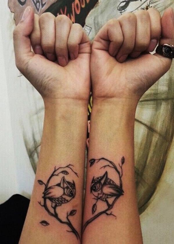 Beautiful Owl Tattoo (16)