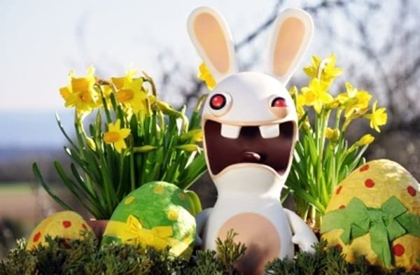 Funny Easter Bunny Quotes and Pictures (4)
