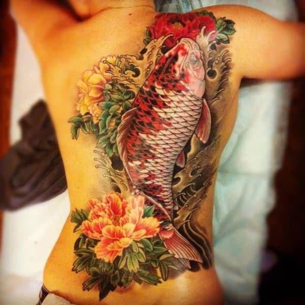 20 Fish Tattoo Design Pictures 11