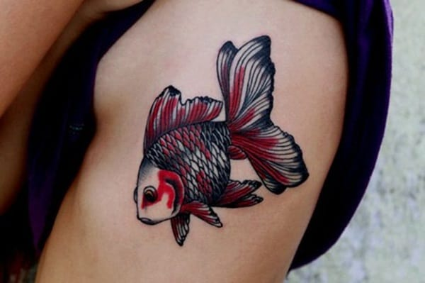 20 Fish Tattoo Design Pictures 26