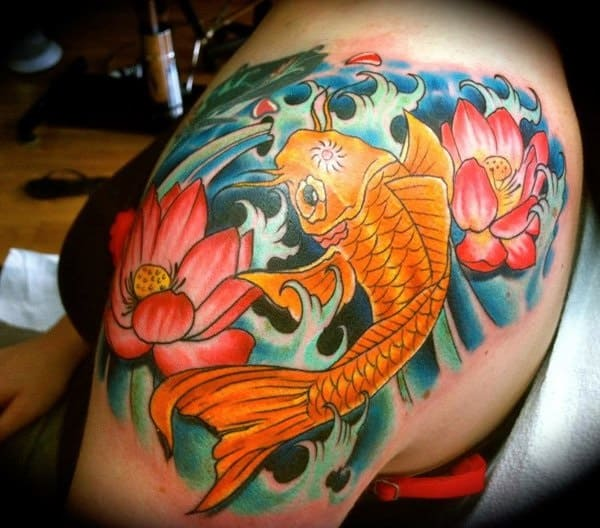 20 Fish Tattoo Design Pictures 3